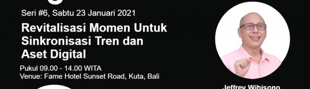 Jeffrey Wibisono V. @namakubrandku Hospitality Consultant Indonesia in Bali - Telu Learning Consulting – Digimakz Digital Marketing - Copywriter - Jasa Konsultan Hotel